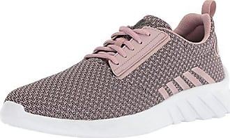 Aeronaut, Sneakers Basses Femme, Rose (Deauville Mauve/Black/White), 37.5 EUK-Swiss