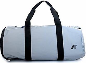K-WAY Reisentasche Medium Schwarz wiederverschließbare - 2bkk1304ka2 K-Way