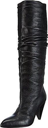Kallisté 5508, Damen Langschaft Stiefel, Schwarz (Nero), 41 EU