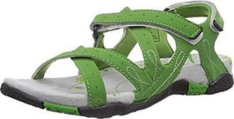 30254, Tongs Femme - Vert - Grün (356), 37 EUFlip*Flop