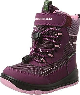 Kamik Peyton, Botas de Nieve para Niñas, Violett (Plum-Prune), 31 EU