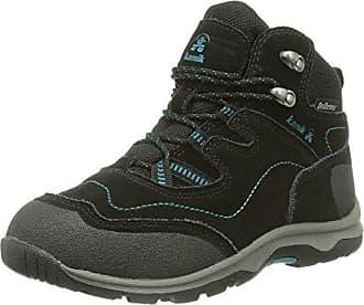 Timberland Authentics FTK_Euro Hiker - botas de senderismo de cuero infantil, color marrón, talla 35 EU (2.5 Kinder UK)