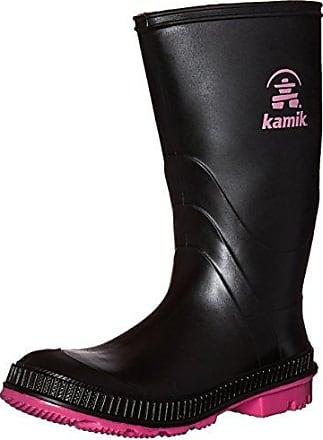 Kamik Trekkingschuh »Stomp Rubber Boots Kids«, schwarz, schwarz