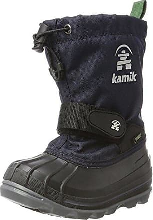 Kamik WK8302 Snowberry, Bottines mixte enfant - Beige (Beige-TR-F5-115), 25 EU