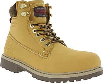 KangaROOS Damen Riveter W I Desert Boots, Braun (Tan 170), 42 EU