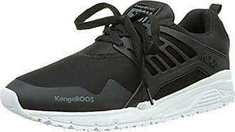 KangaROOS Runaway Roos 006, Baskets Basses Homme, Rouge-Rot (Flame Red/Red 606), 39 EU
