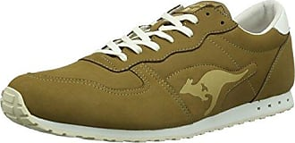 KangaROOS Navi, Sneaker a Collo Alto Unisex-Adulto, Marrone (Coffee 3005), 42 EU