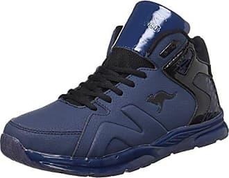 K-Bluerun 8023, Sneaker a Collo Alto Unisex - Adulto, Beige (Wheat), 40 EU Kangaroos