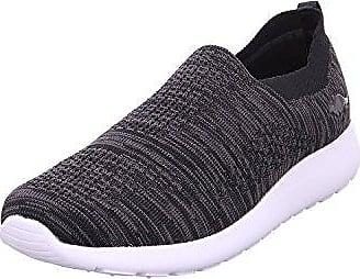 KangaROOS Slip-On Sneaker Damen, schwarz