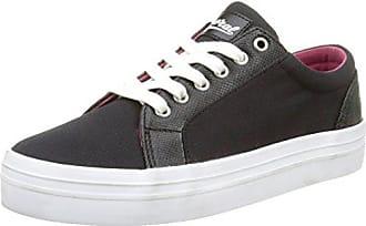 Kaporal Flex, Damen Sneakers, Schwarz - Schwarz - Schwarz - Größe: 39