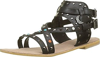 Womens Moore Ankle Strap Sandals Kaporal