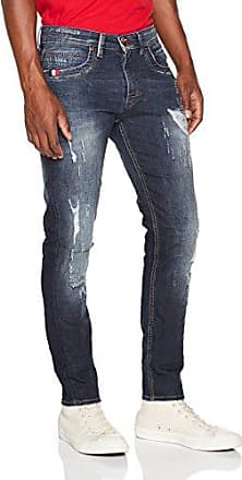 Ambro - Jeans - Relaxed - Homme - Bleu (Erades) - W31/L34 (Taille Fabricant: 31)Kaporal