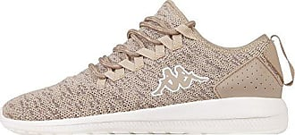 Kappa Talent, Zapatillas Unisex Adulto, Beige (4242 Sand), 43 EU