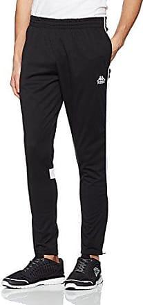Fife Pants, Pantalón Deportivo para Hombre, Negro, X-Small (Manufacturer Size: X-Large) Kappa