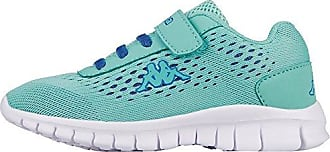 Kappa Nexus Kids, Zapatillas para Niñas, Grün (3760 Mint/Blue), 32 EU
