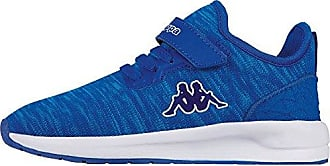 Kappa Paras ML Kids, Zapatillas Unisex Niños, Azul (6010 Azul/Blanco), 35 EU