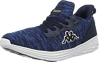 Kappa Gizeh, Zapatillas Unisex Adulto, Blau (6067 Blue/Navy), 40 EU