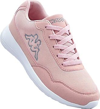 Kappa SPEED II Footwear unisex, Low-Top Sneaker unisex adulto, Rosa (Pink (2210 rosa/White)), 36