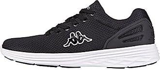 Kappa Speed II OC, Unisex-Erwachsene Sneakers, Schwarz (1116 Black/Grey), 39 EU (6 Erwachsene UK)