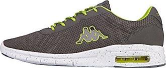 ROCKET Footwear Unisex, Mesh/Synthetic - Zapatillas Unisex Adulto, Color Gris, Talla 36 Kappa