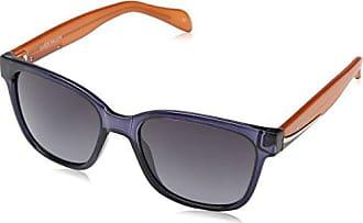 Womens Km501062053 Sunglasses, Navy, 53 Karen Millen