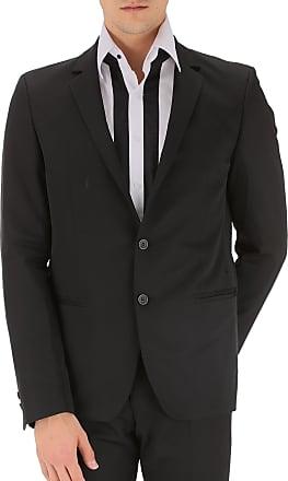 Karl Lagerfeld Jacket Smart, Veston Homme, Schwarz (Schwarz 991), 52