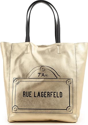 Tote Bag On Sale, Straw, Straw, 2017, one size Karl Lagerfeld