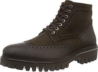 Karl Lagerfeld Morgan, Rangers Boots Homme, Marron (Braun 41), 41 EU