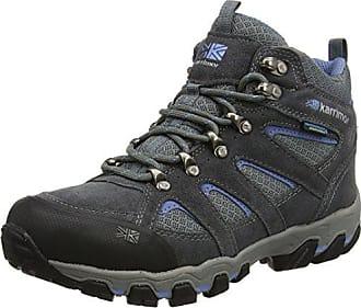 Karrimor KSB Brecon Damen Wanderstiefel Wasserdicht Trekking Boots Stiefel Charcoal 5 (38)