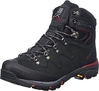 Viking Gaupe Textile GTX, Chaussures de Randonnée Mixte Adulte - Gris - Grau (Charcoal/Black 7702), 45 EU