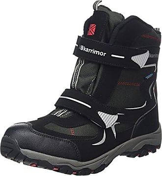Vaude Ubn Kiruna Mid Cpx, Zapatos de High Rise Senderismo, Unisex, Infantil, Marrón (Beechnut), 34 EU