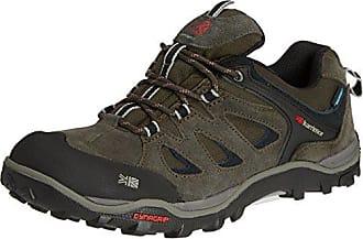 Karrimor Appalachian Low Weathertite UK 10, Zapatillas de Senderismo para Hombre, Marrón (Brown), 44 EU