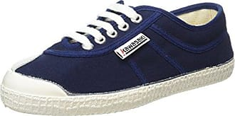 Sneakers blu navy per unisex Kawasaki