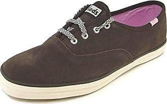 Keds Champion CVO WF34698 Unisex-Erwachsene Sneaker, Grau (Graphite), 37