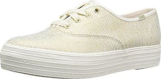 Keds Frauen Teacup Fashion Sneaker Braun Groesse 5.5 US/36 EU