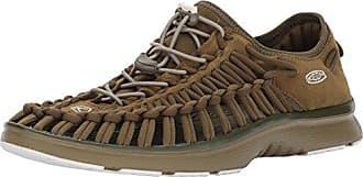 Uneek O2 M, Zapatillas de Gimnasia para Hombre, Multicolor (Seaport/White), 43 EU Keen