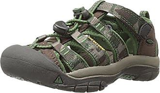 Keen Unisex-Kinder Newport H2 Sandalen Trekking-& Wanderschuhe, Blau (Surf The Web Surf The Web), 35 EU