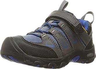 Keen Uneek O2, Zapatos de Low Rise Senderismo Unisex Niños, Azul (True Blue/Neutral Grey), 32/33 EU