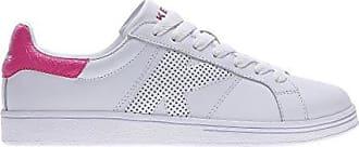 Omaha Micro, Zapatillas para Mujer, Blanco (Blanco y Fucsia 482), 38 EU Kelme