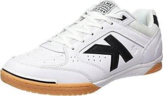 Kelme Victory, Damen Sneakers, Elfenbein (White/Rosa), 39 EU
