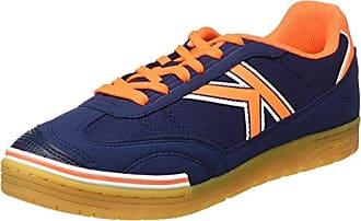 Kelme Herren K-Pivot Sneakers, Blau (Marino/Verde), 44 EU