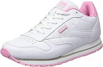 Kelme Victory Jeans, Zapatillas para Mujer, Beige (Beige y Rosa 319), 36 EU