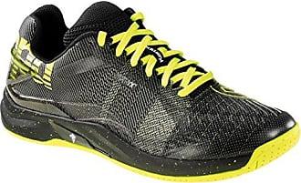 Kempa Wing Caution, Zapatillas de Balonmano para Hombre, Amarillo (Amarillo Fluor/Antracita/000), 50 EU