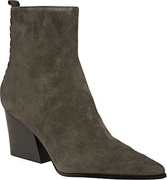 Boots for Women, Booties On Sale, Black, Suede leather, 2017, US 7.5 (EU 37.5) Kendall + Kylie