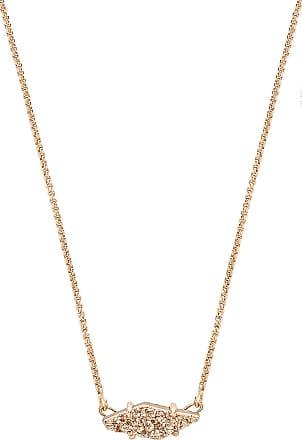 Kendra Scott Bridgette Necklace in Metallic Copper