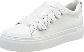 Kennel und Schmenger Schuhmanufaktur Up, Zapatillas para Mujer, Blanco (Bianco/Pearl Sohle Blanco),42 EU (8 UK)