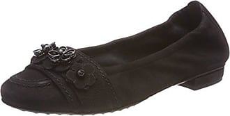 Schuhmanufaktur Zone, Ballerines Femme - Braun (Ombra), 37.5 EU (4.5 UK)Kennel & Schmenger