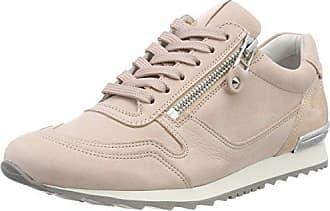 Kennel und Schmenger Schuhmanufaktur Runner, Sneakers Basses Femme - Multicolore - Mehrfarbig (Bianco/Rosé-Gold Sohle Weiss), 40