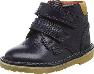 Kickers Orin Twin Boot, Bottes Garçon, Noir (Black), 22 EU