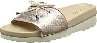 Womens Karah Slide Open Toe Sandals Kickers